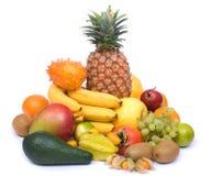 экзотические плодоовощи Стоковые Фотографии RF