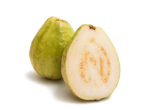 Экзотические guavas плодоовощей Стоковые Изображения RF