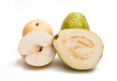 Экзотические guavas плодоовощей Стоковое Изображение RF