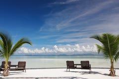 экзотический курорт kapalai острова sipadan Стоковое фото RF