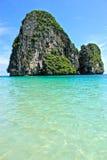 Экзотический остров в Таиланде Стоковые Фото