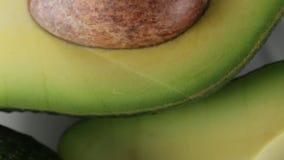 Экзотический плодоовощ авокадоа в сезоне сток-видео