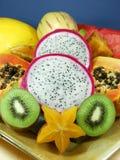 экзотический плодоовощ Стоковые Фотографии RF