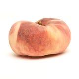 экзотический плоский персик Стоковые Фото
