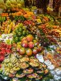 экзотический плодоовощ Стоковые Фото