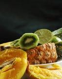 экзотический салат Стоковые Изображения RF