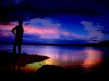 экзотическое отражение Стоковые Изображения