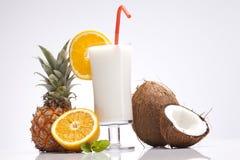 Экзотическое питье Pina Colada Стоковая Фотография