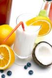 Экзотическое питье Pina Colada Стоковые Фотографии RF