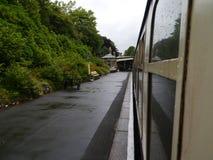 Экипажи поезда пара Стоковое Изображение RF