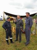 Экипаж военно-воздушных сил Великобритании Стоковые Фотографии RF