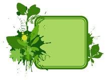 экологическая виньетка 2 Стоковые Изображения