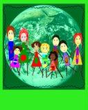 экологическая система потребности Стоковые Изображения