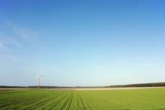 экологически чистая энергия Стоковое Изображение