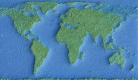 Экологичность земли планеты устойчивая стоковые фото