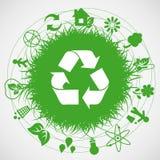 экологичность земли Стоковая Фотография