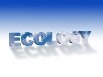 экологичность принципиальной схемы Стоковые Изображения RF