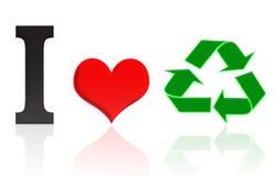 экологичность Стоковое Фото