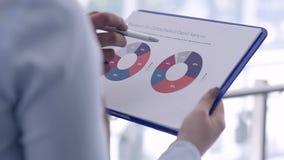 Экономисты сделали обсуждение о статистических данных акции видеоматериалы