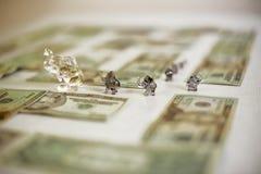 Экономический кризис стоковые фото