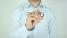 Экономическое сотрудничество, писать на прозрачном экране видеоматериал