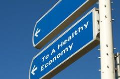 экономия здоровая Стоковое Изображение