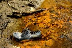 Экологическая катастрофа - загрязнение - offal стоковое изображение rf