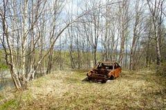Экологическая угроза Стоковая Фотография RF