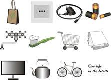 Экологические принципы ежедневные Стоковая Фотография RF