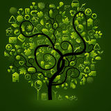 экологические символы Стоковое Изображение RF