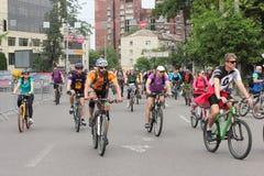 Экологический велосипед вида транспорта Стоковое Изображение RF
