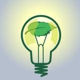 Экологический свет Стоковое Изображение