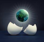 Экологичность и окружающая среда. Стоковые Фотографии RF