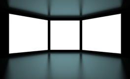 экраны Стоковые Изображения RF
