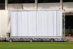 Экран визирования сверчка стоковые фото