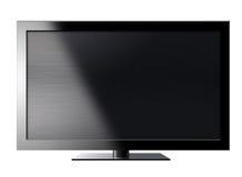 Экран ЖК-телевизора Стоковое Изображение