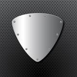 экран металла предпосылки Стоковые Фотографии RF