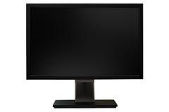 экран монитора конца высокий широко стоковые фото