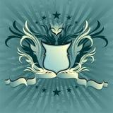 экран предпосылки богато украшенный Стоковые Фото