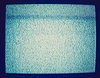 Экран ретро взгляда мелькая Стоковое Фото
