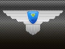 экран решетки Стоковое фото RF