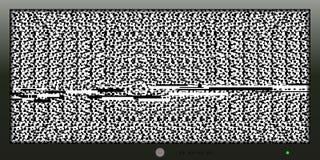 Экран с небольшим затруднением для предпосылки и знамени Стоковые Изображения