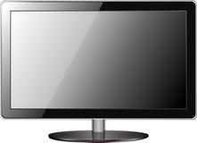 Экран Tv Стоковое фото RF