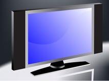 Экран TV стоковая фотография rf