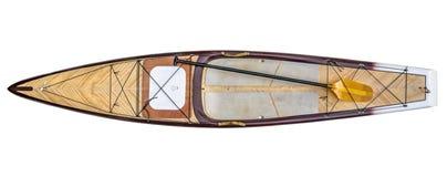 Экспедиция или путешествовать paddleboard стойки вверх стоковое изображение
