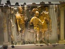 Экспонаты музея Ephesus стоковая фотография rf