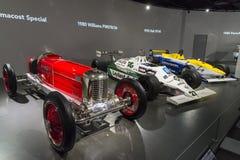 Экспонат автомобиля Стоковое Фото