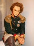 Экспонат музея воска в Одессе Стоковое фото RF