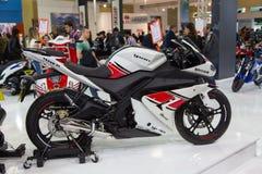 Экспо велосипеда Евразии Moto Стоковые Фотографии RF