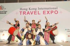 Экспо 2014 международного перемещения Гонконга Стоковые Фотографии RF